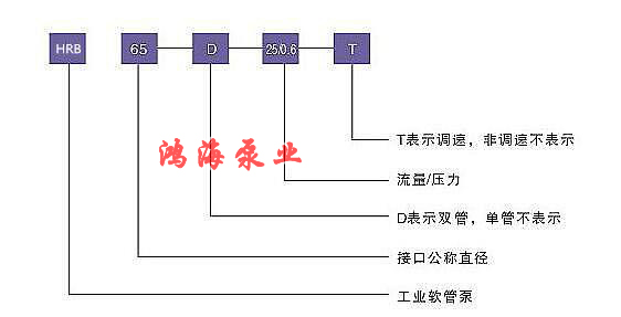使用说明 一、适用条件 1、软管泵属容积式蠕动泵,其泵的流量大小由驱动装置输出转速确定,由于该泵的结构及材料上的限制,转速不易太高,其最高速应小于 50 转/分。 2、当工艺为连续操作时,实际流量应与泵的额定流量相吻合,如需稳定运转,且流量要求是变化的,最好选用可调速的泵,且最大流量不应超过泵的额定流量。 3、当工艺为间隙操作且无定量要求时,泵的额定流量可以大于实际所需的流量。若有定量要求时,则泵的额定流量应与实际流量基本 相符合。若泵的实际流量大于所需流量可加旁路管调节。 4、泵的额定压力是指该泵在某一